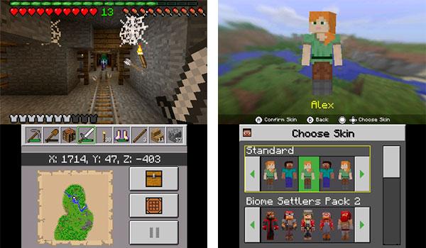 Minecraft Llega A La Nueva Nintendo 3ds Minecrafteo