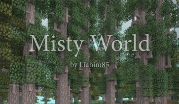 Misty World Mod para Minecraft 1.12 y 1.12.1