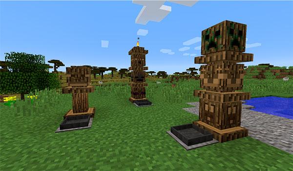 Mob Totems Mod para Minecraft 1.12.1