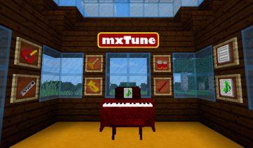 mxTune Mod para Minecraft 1.12, 1.12.1 y 1.12.2