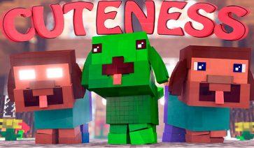 Cute Puppy Mod para Minecraft 1.12 y 1.12.2