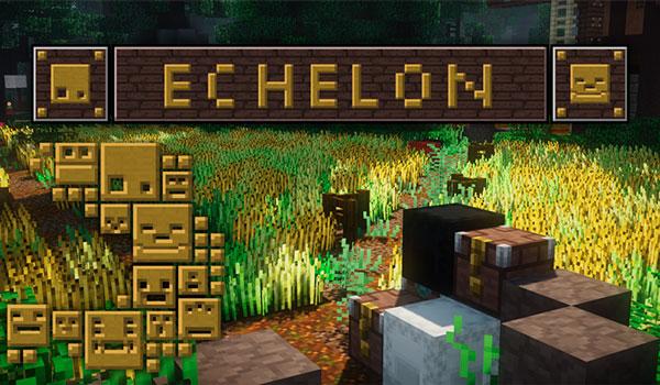 Echelon Texture Pack para Minecraft 1.12