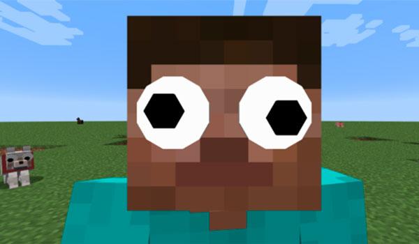 Googly Eyes Mod para Minecraft 1.12, 1.12.1 y 1.12.2