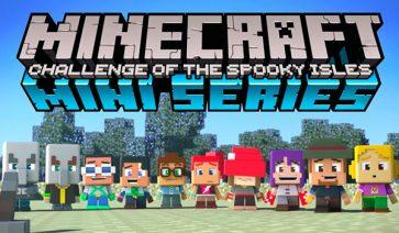 Minecraft Mini Series: Una serie de dibujos animados en colaboración con Mattel