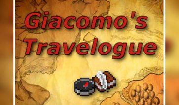 Travelogue Mod para Minecraft 1.12.2