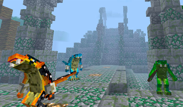 Welcome to the Jungle Mod para Minecraft 1.12.2