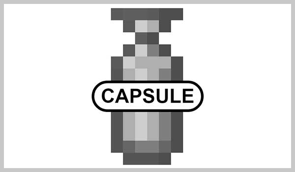 Capsule Mod para Minecraft 1.12.2
