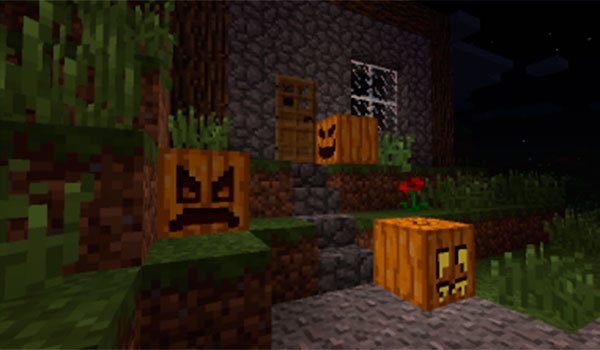 Carvable Pumpkins 1.12