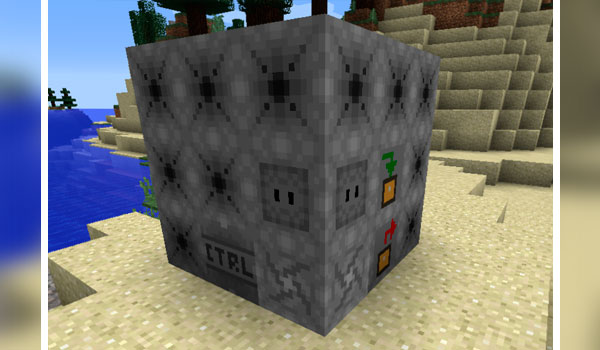 Compressed Factory Mod para Minecraft 1.12.2