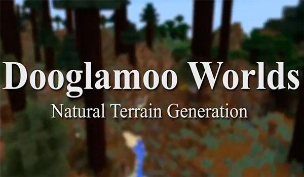 Dooglamoo Worlds Mod para Minecraft 1.12, 1.12.1 y 1.12.2