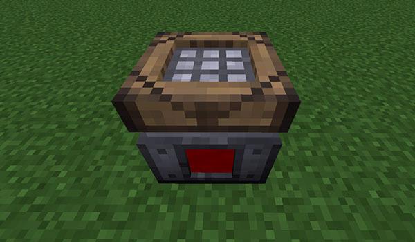 Engineers Workshop Mod para Minecraft 1.12.2