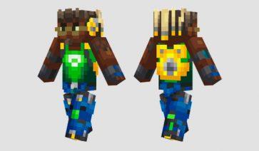 Lucio Skin para Minecraft