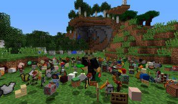Magic Clover Mod para Minecraft 1.12, 1.12.1 y 1.12.2