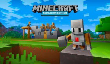 La versión educativa de Minecraft ya cuenta con más de 2 millones de usuarios