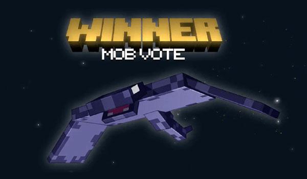 El monstruo de los cielos nocturnos gana el concurso de la Minecon Earth