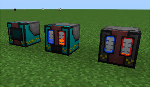 Powered Thingies Mod para Minecraft 1.12, 1.12.1 y 1.12.2