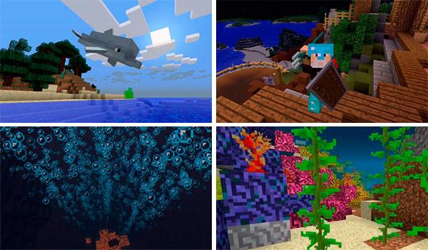 Spoiler: Así será la futura actualización The Aquatic Update