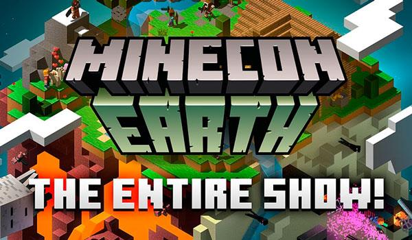 Ya puedes revivir el show de la MineCon Earth 2017