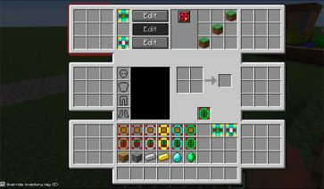 Advanced Inventory Mod para Minecraft 1.12, 1.12.1 y 1.12.2
