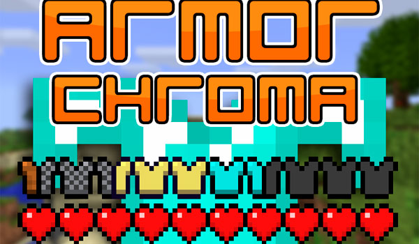 Armor Chroma Mod para Minecraft 1.12, 1.12.1 y 1.12.2