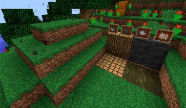 Charcoal Pit Mod para Minecraft 1.12, 1.12.1 y 1.12.2