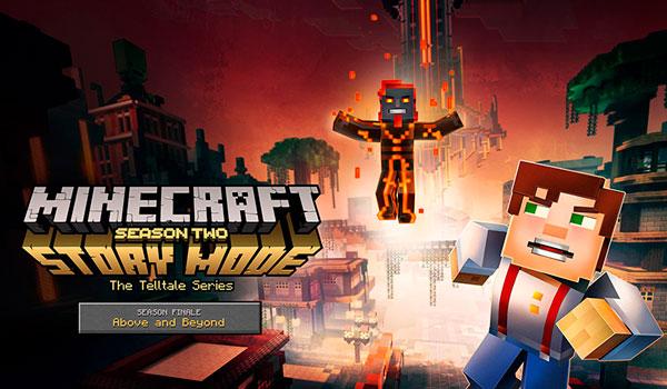 Ya hay fecha para el último episodio de la segunda temporada de Minecraft: Story Mode