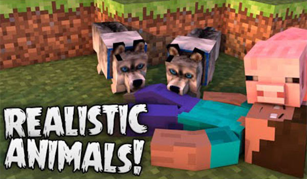Hungry Animals Mod para Minecraft 1.12.2