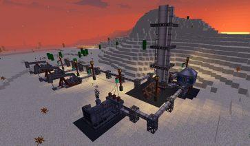 Immersive Petroleum Mod para Minecraft 1.12, 1.12.1 y 1.12.2