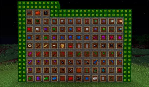 InfinityCraft Mod para Minecraft 1.12, 1.12.1 y 1.12.2