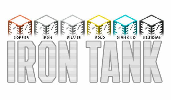 Iron Tanks 1.12.2