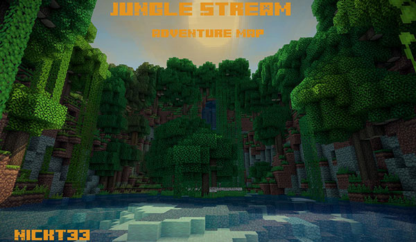 Jungle Stream