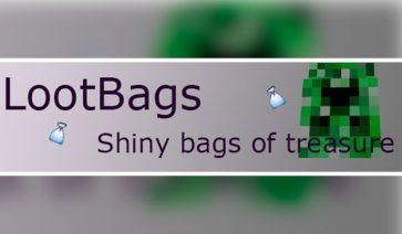 Loot Bags Mod para Minecraft 1.12.2