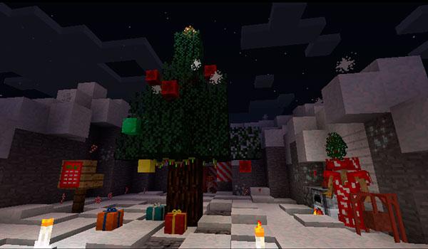 Noel Christmas Mod para Minecraft 1.12, 1.12.1 y 1.12.2