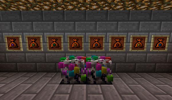 Ore Shrubs Mod para Minecraft 1.12, 1.12.1 y 1.12.2