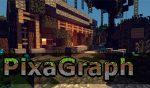 PixaGraph Texture Pack para Minecraft 1.12 y 1.11