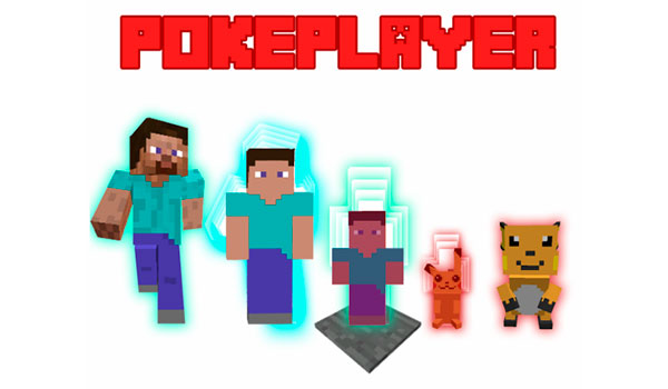 Pokeplayer Mod para Minecraft 1.12, 1.12.1 y 1.12.2