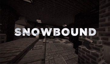 Snowbound Map para Minecraft 1.12.2