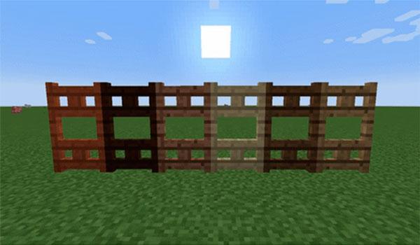 Tall Gates Mod para Minecraft 1.12.2