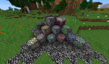 Bedrock Ores 1.12