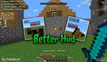 Better HUD 1.12.2