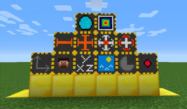 Builder's Guides Mod para Minecraft 1.12.1 y 1.12.2