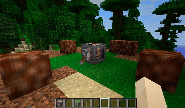 Edible Bugs Mod para Minecraft 1.12, 1.12.1 y 1.12.2