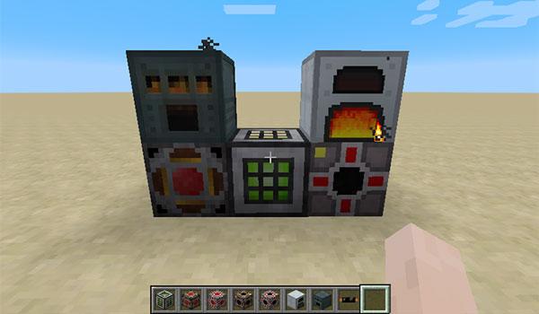 Energy Converters Mod para Minecraft 1.12, 1.12.1 y 1.12.2