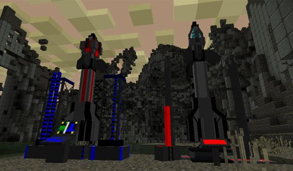 ICBM Mod para Minecraft 1.12.2