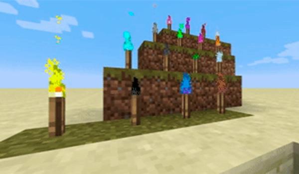 iTorch Mod para Minecraft 1.12, 1.12.1 y 1.12.2