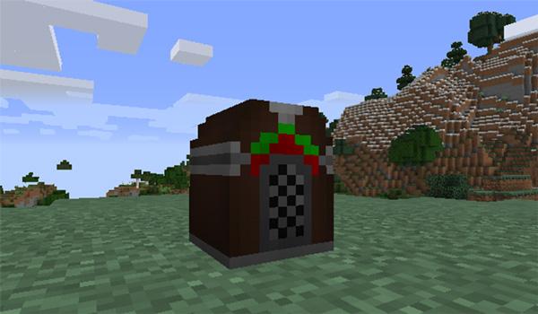 Jukebox Mod para Minecraft 1.12, 1.12.1 y 1.12.2