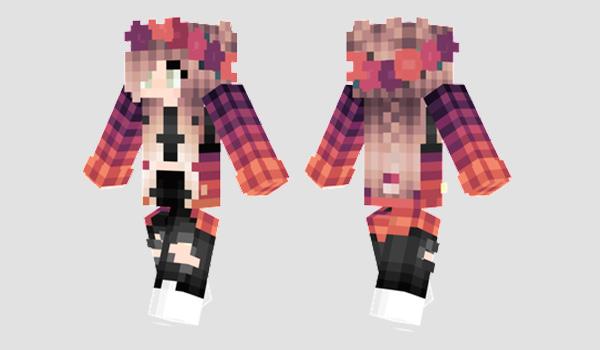 Kacey Skin para Minecraft