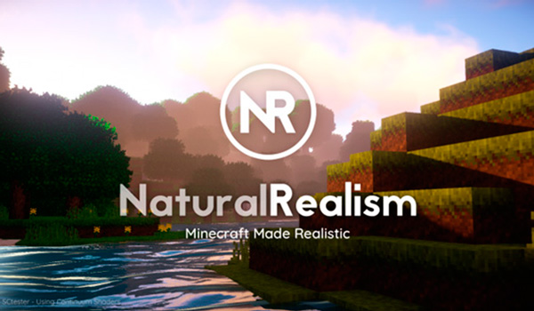 Natural Realism Texture Pack para Minecraft 1.12 y 1.11