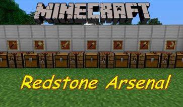 Redstone Arsenal 1.12.2