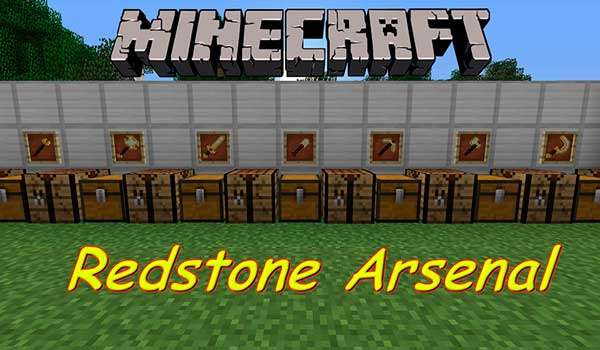Redstone Arsenal 1.12.2